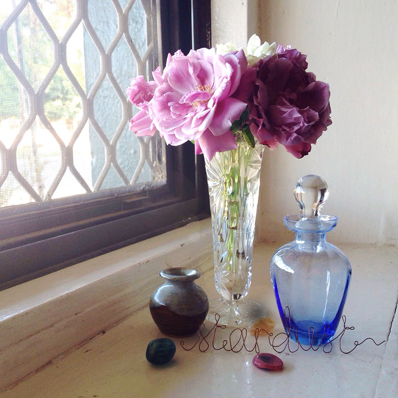 roses personal fragrance